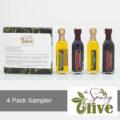 4 Pack Vinaigrette Sampler