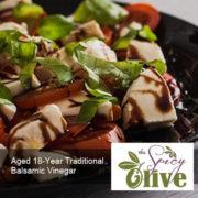 Aged 18-Year Traditional Balsamic Vinegar