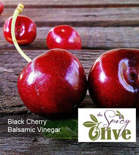 The Spicy Olive Black Cherry Rum Shrub