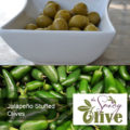 Jalapeño-Stuffed-Olives
