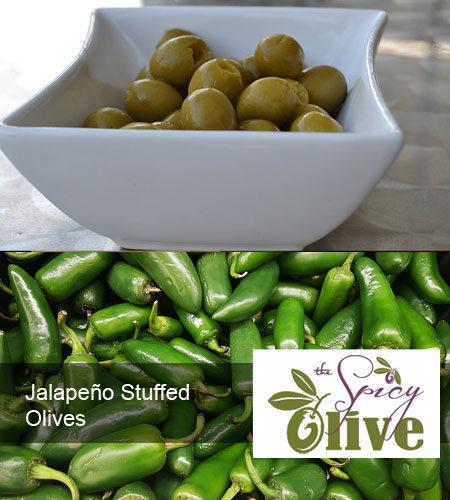 Jalapeño-Stuffed-Olives