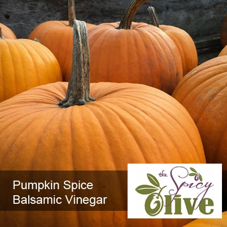 Pumpkin Spice Balsamic Vinegar