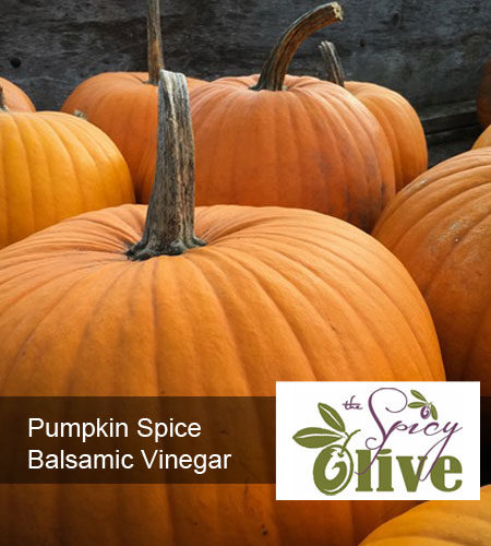 Pumpkin Spice Balsamic Vinegar