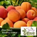 Ripe Peach Balsamic Vinegar