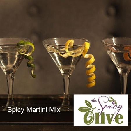 Spicy Martini Mix