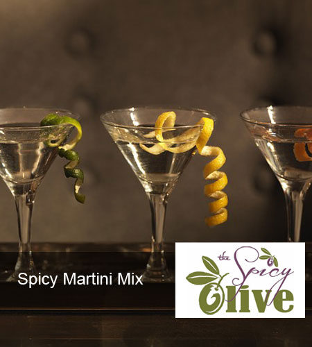 Spicy Martini Mix