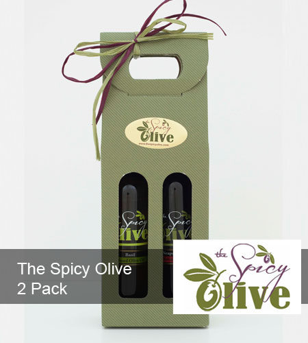 The Spicy Olive 2 Pack