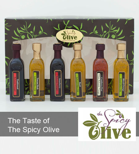 The Taste of The Spicy Olive