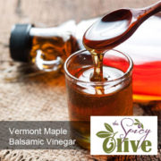 Vermont Maple Balsamic Vinegar