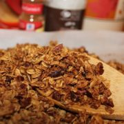 The Spicy Olive's Oven Roasted Granola