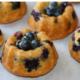 The Spicy Olive's Lemon Blueberry Mini Bundt Cakes