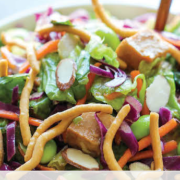 The Spicy Olive's Asian Chicken Salad