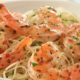 The Spicy Olive's Shrimp Scampi