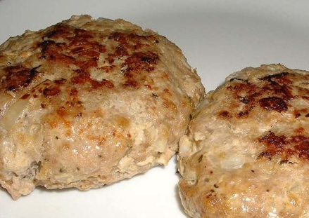 The Spicy Olive's Turkey Patties