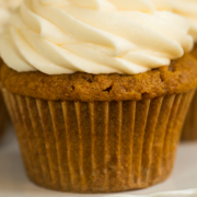 The Spicy Olive's Pumpkin Cupcakes