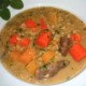 The Spicy Olive's Slow CookerBeef, Barley and Squach Stew