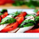 The Spicy Olive's Caprese Salad