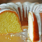 The Spicy Olive's Lemon Bundt Cake