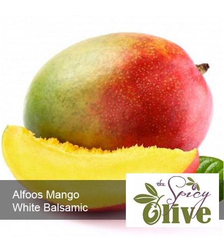 Alfoos Mango white balsamic