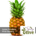 The Spicy Olive Golden Pineapple white balsamic