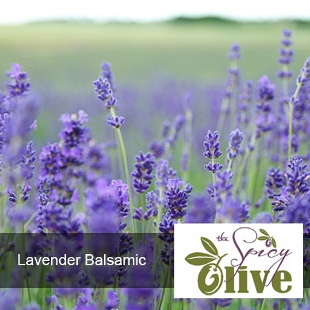 The Spicy Olive Lavender balsamic