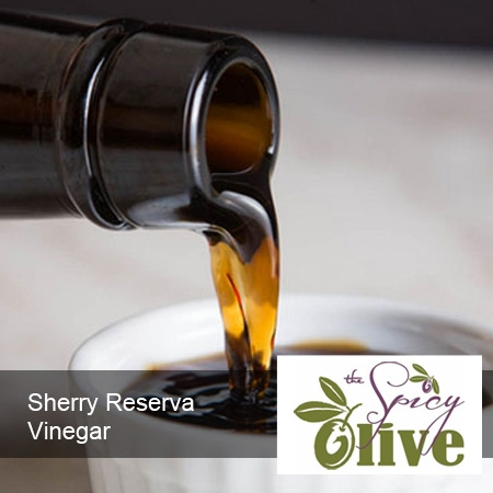 The Spicy OliveSherry Reserva VInegar