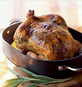 The Spicy Olive's Brined Turkey