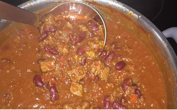 The Spicy Olive's Texas Chili