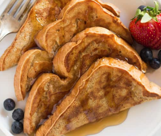 The Spicy Olive's French Toast