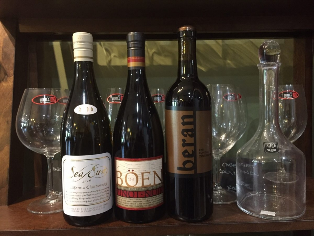 Joe Wagner Wines At The Wine Cellar At The Spicy Olive 5
