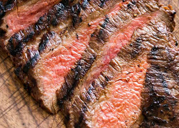 The Spicy Olive's Best Flank Steak