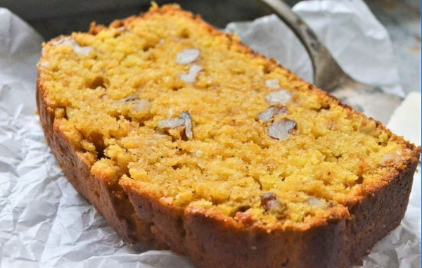 The Spicy Olive's Pumpkin Spiced Bread