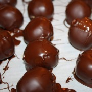 The Spicy Olive's Choclate Truffles