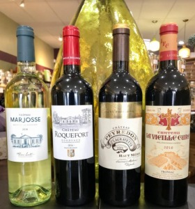 Spicy Olive Bourdeax Wine Tasting