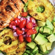 The Spicy Olive's Tropical Chicken Salad