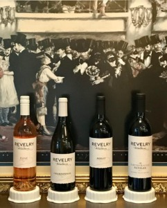 Revelry Wine Tasting